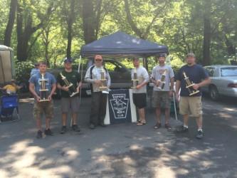 Nanticoke conservation club for Susquehanna river fishing club